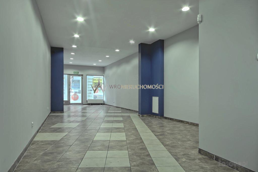 Lokal użytkowy na sprzedaż Wrocław, Krzyki  60m2 Foto 1