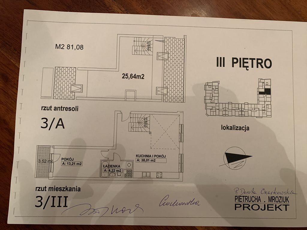 Mieszkanie trzypokojowe na sprzedaż Wrocław, Krzyki, wrocław  95m2 Foto 15