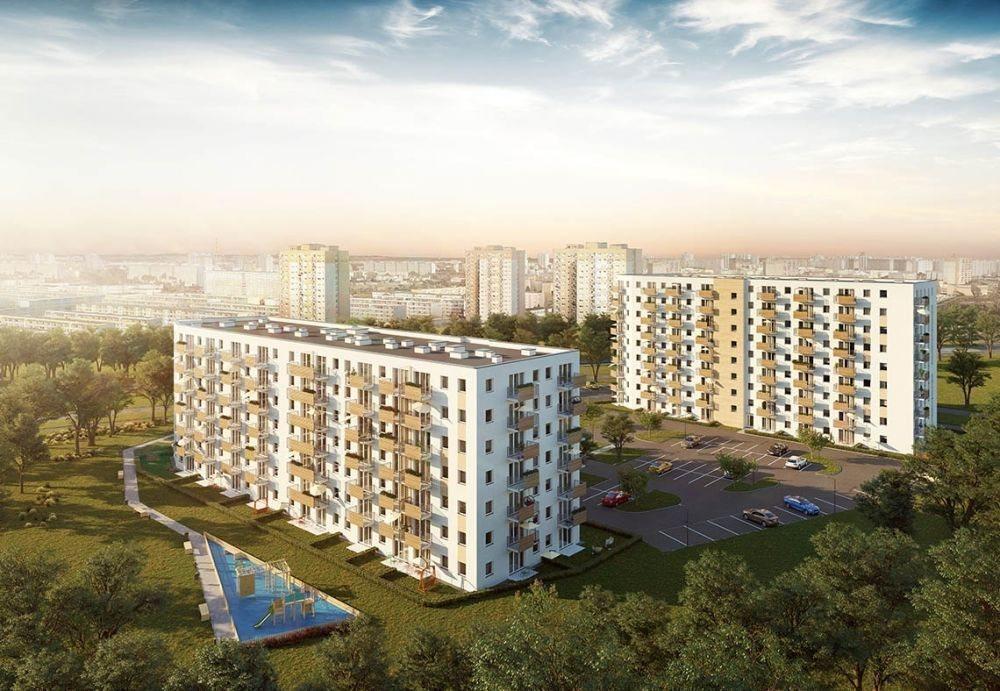 Mieszkanie trzypokojowe na sprzedaż Poznań, Nowe Miasto, Żegrze, Nowe Miasto, Rataje, Żegrze  47m2 Foto 4