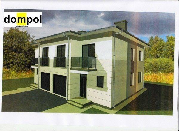 Dom na sprzedaż Łomianki, Łomianki Centrum, Osiedlowa bezpośrednio deweloperski  160m2 Foto 1