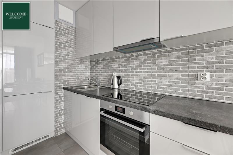 Mieszkanie dwupokojowe na wynajem Gdańsk, Jasień, GOSKA  40m2 Foto 9