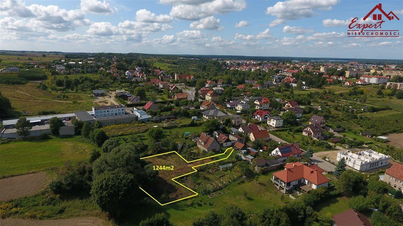 Działka budowlana na sprzedaż Ostróda, Kajkowo  1244m2 Foto 1