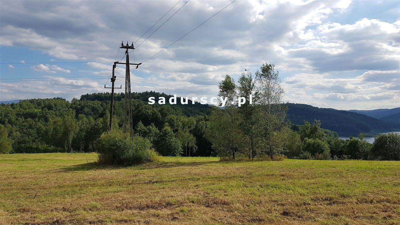 Działka budowlana na sprzedaż Łękawica  1335m2 Foto 10