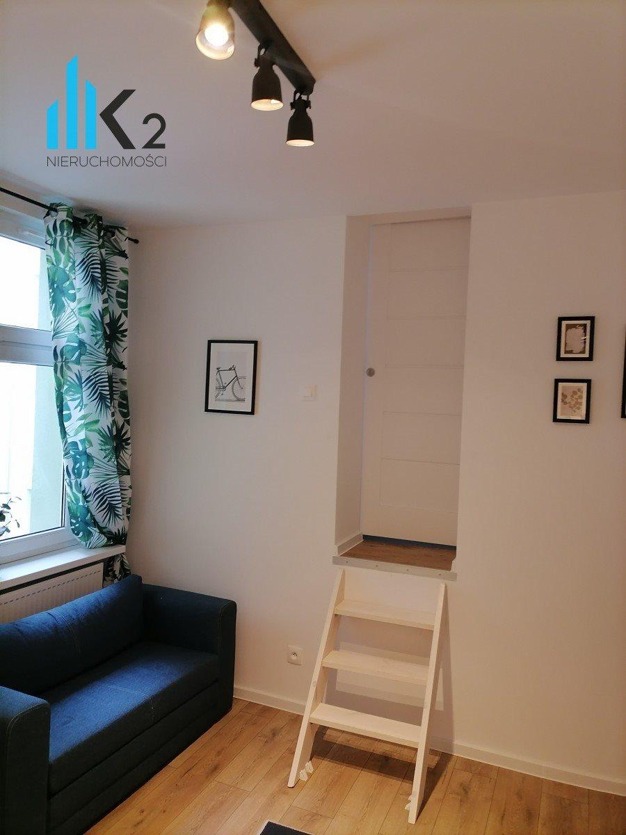 Mieszkanie dwupokojowe na wynajem Bydgoszcz, Śródmieście, Henryka Sienkiewicza  28m2 Foto 4