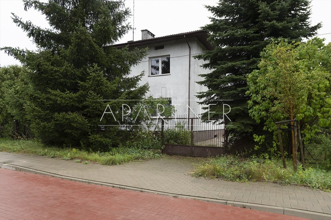 Dom na sprzedaż Łódź, Marysin  166m2 Foto 1