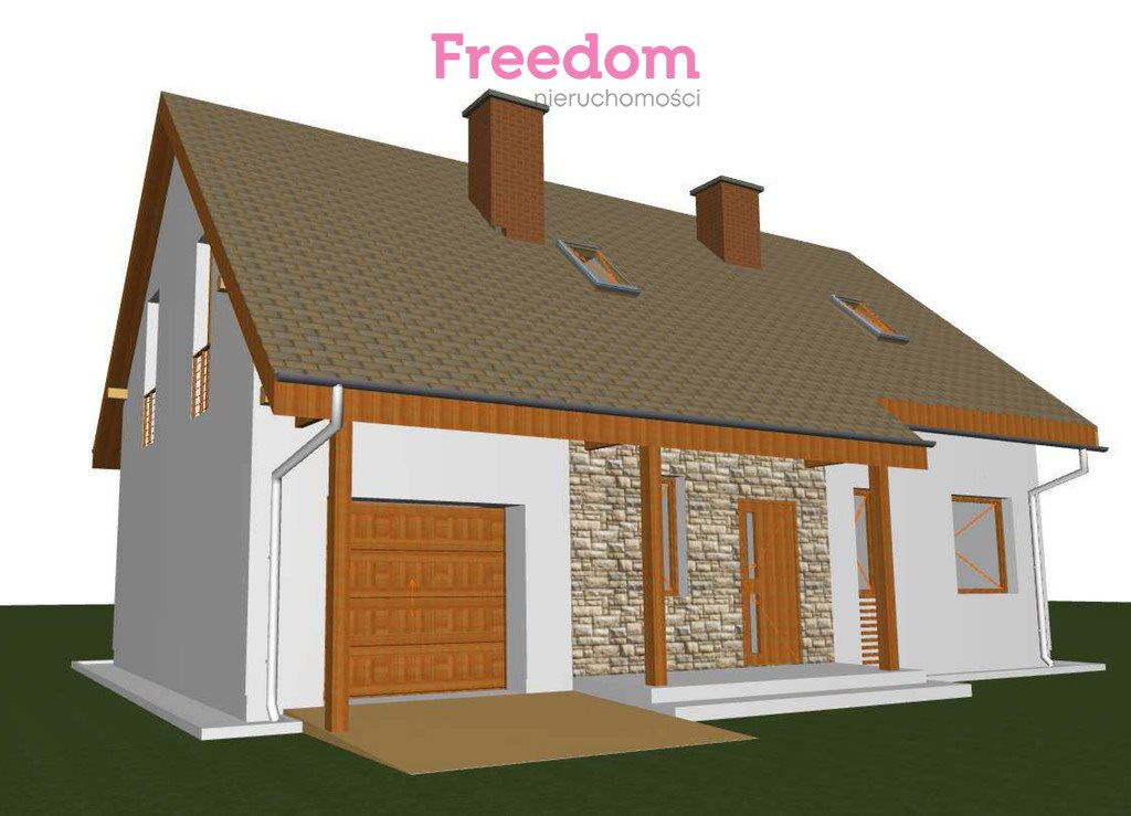 Dom na sprzedaż Psary Małe, Widna  140m2 Foto 1