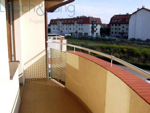 Mieszkanie dwupokojowe na wynajem Wrocław, Krzyki, Ołtaszyn, Cztery Podkowy  48m2 Foto 7