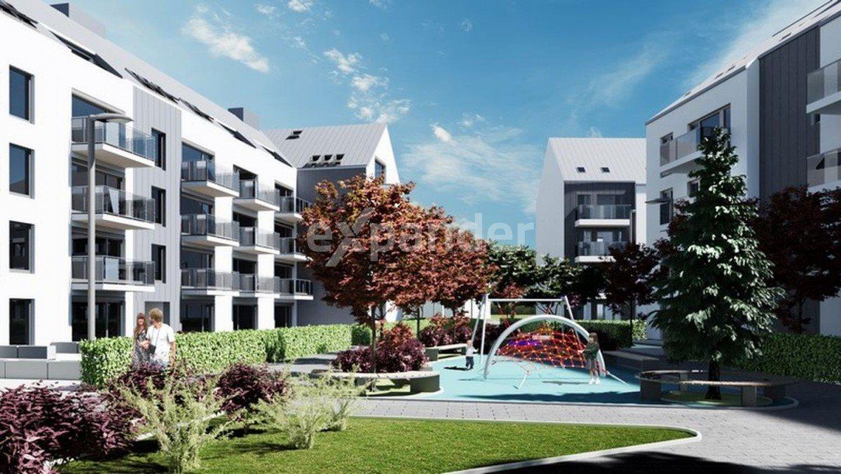 Mieszkanie dwupokojowe na sprzedaż Poznań, Strzeszyn, Żołnierzy Wyklętych  44m2 Foto 3