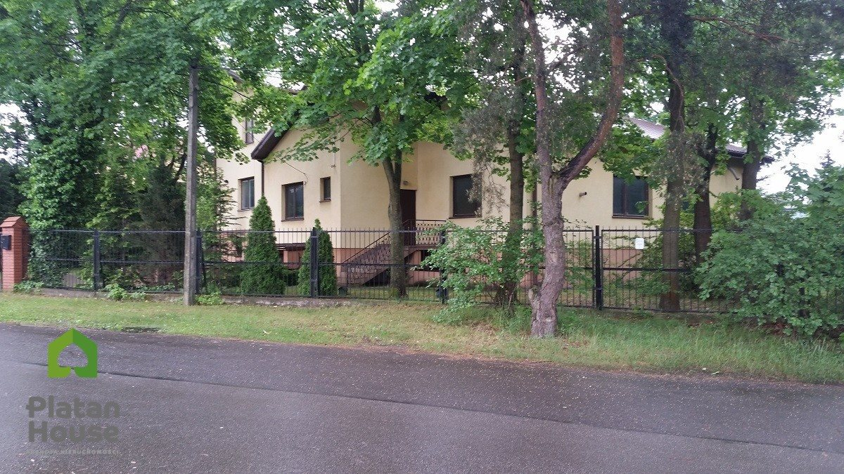 Dom na sprzedaż Józefów, Marszałka Piłsudskiego  1569m2 Foto 8
