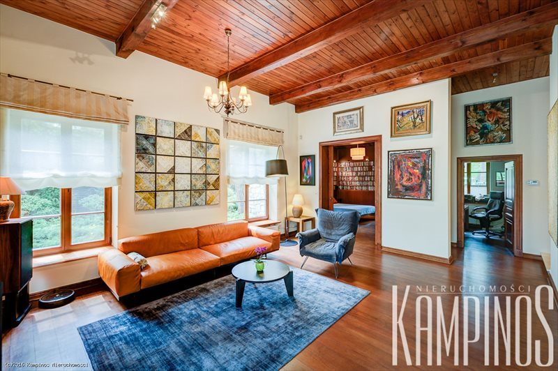 Dom na sprzedaż Izabelin C, Izabelin, oferta 2413  416m2 Foto 1
