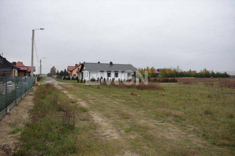 Działka budowlana na sprzedaż Przygodzice, Janków Przygodzki, Długiej  797m2 Foto 1
