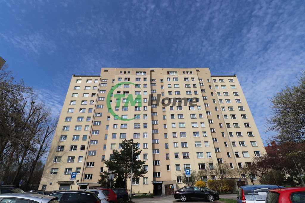 Mieszkanie trzypokojowe na sprzedaż Warszawa, Bielany, Hansa Christiana Andersena  49m2 Foto 5