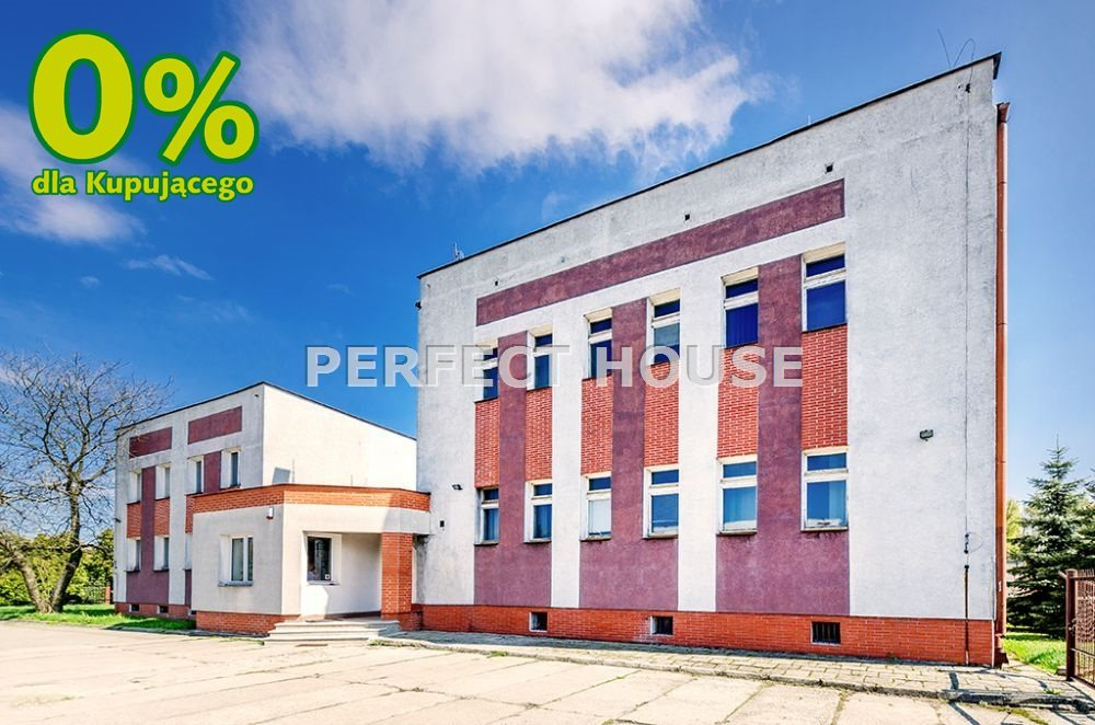 Lokal użytkowy na sprzedaż Lubartów  1341m2 Foto 2