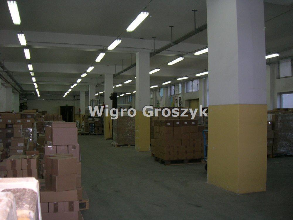 Lokal użytkowy na sprzedaż Warszawa, Wawer, Międzylesie  1362m2 Foto 1