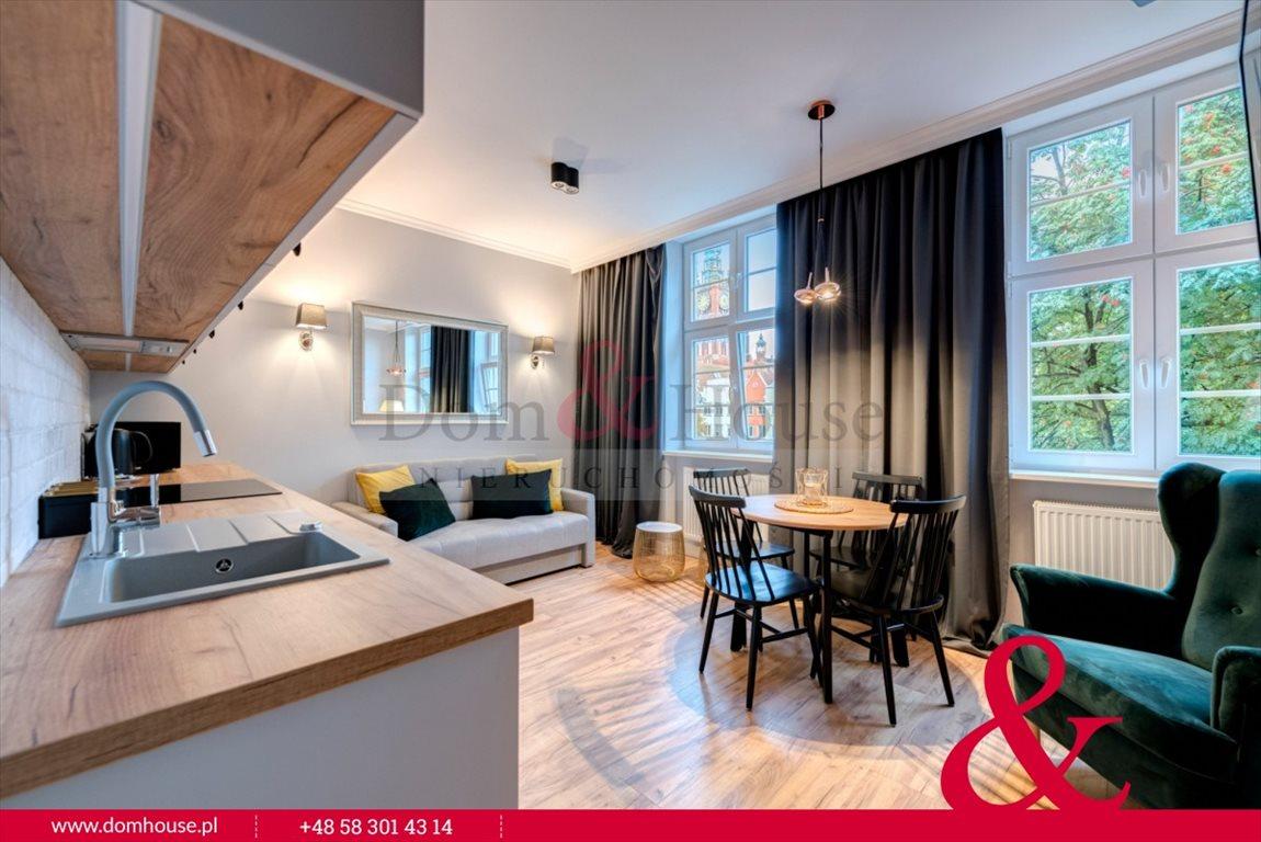Mieszkanie trzypokojowe na wynajem Gdańsk, Śródmieście, Ogarna  50m2 Foto 7