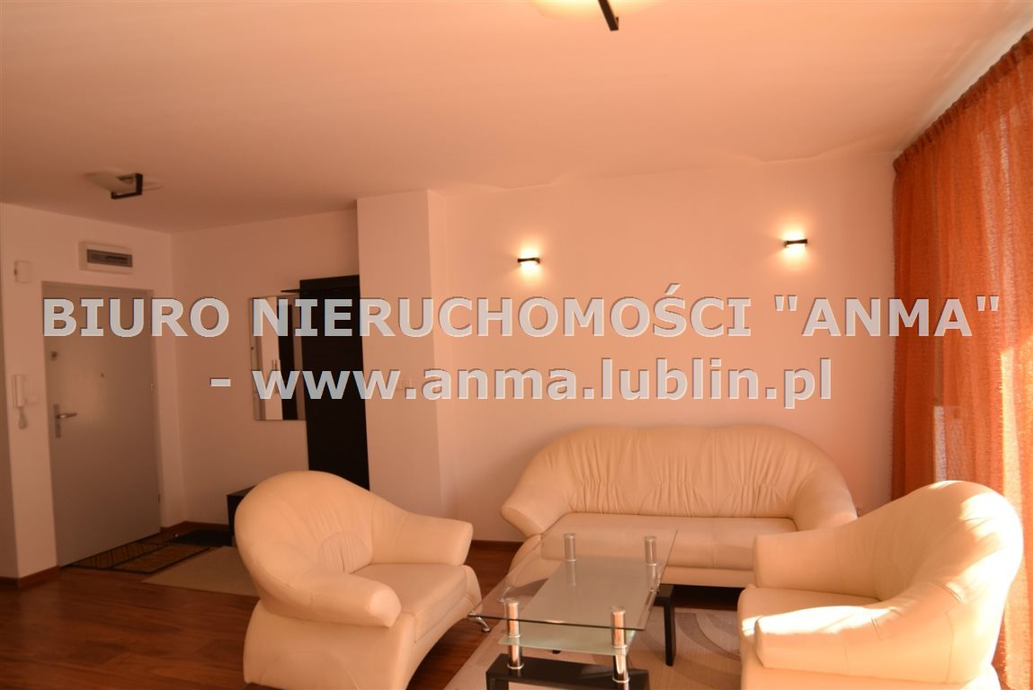 Mieszkanie dwupokojowe na wynajem Lublin, Wieniawa, Popiełuszki  50m2 Foto 4