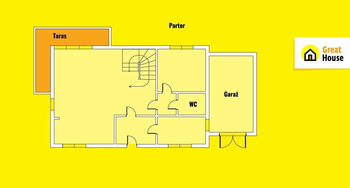 Dom na sprzedaż Słupów  127m2 Foto 5