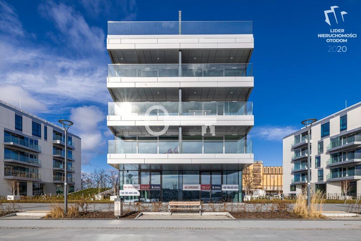 Lokal użytkowy na wynajem Gdynia, Śródmieście, Arkadiusza Rybickiego  137m2 Foto 5