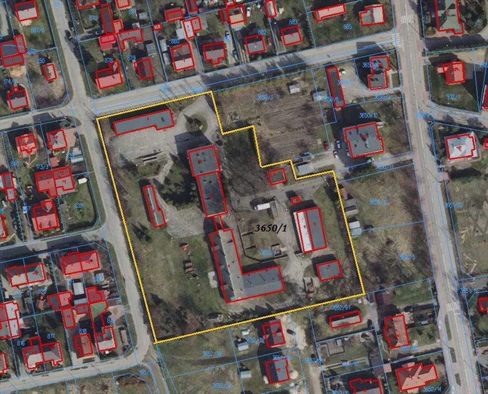 Działka przemysłowo-handlowa na sprzedaż Bielsk Podlaski, Strzelnicza  11549m2 Foto 2