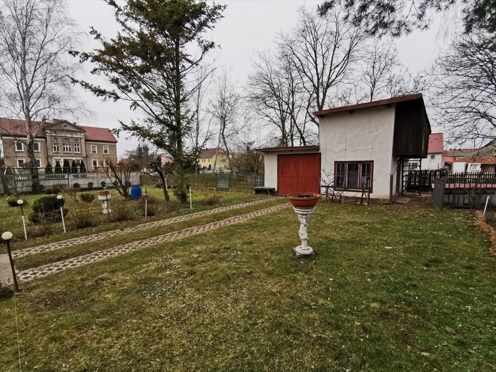 Działka budowlana na sprzedaż Nowa Wieś Mała  577m2 Foto 2