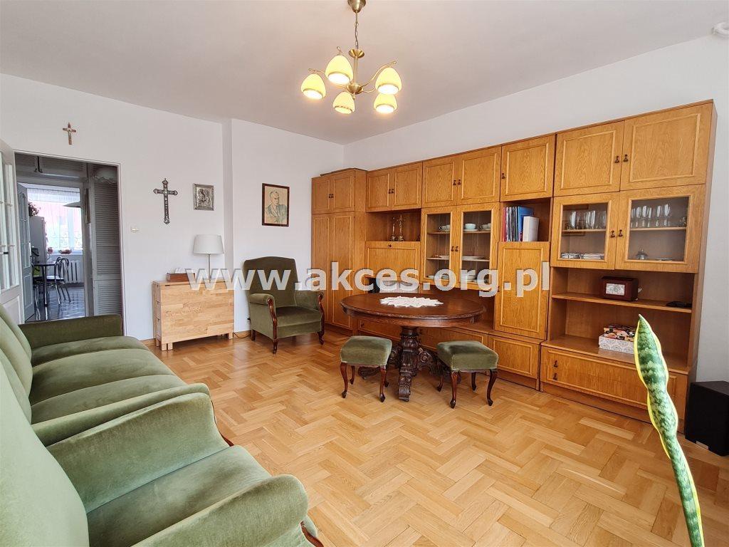Mieszkanie trzypokojowe na sprzedaż Warszawa, Mokotów, Sadyba, Nałęczowska  67m2 Foto 2