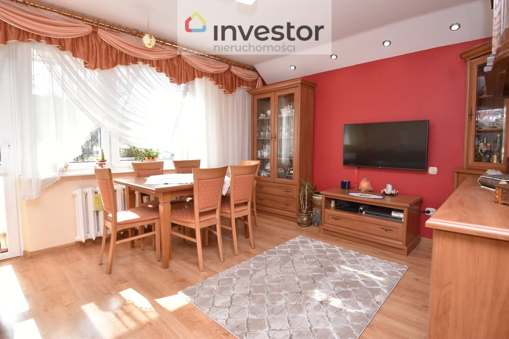 Mieszkanie dwupokojowe na sprzedaż Ostrowiec Świętokrzyski  46m2 Foto 2