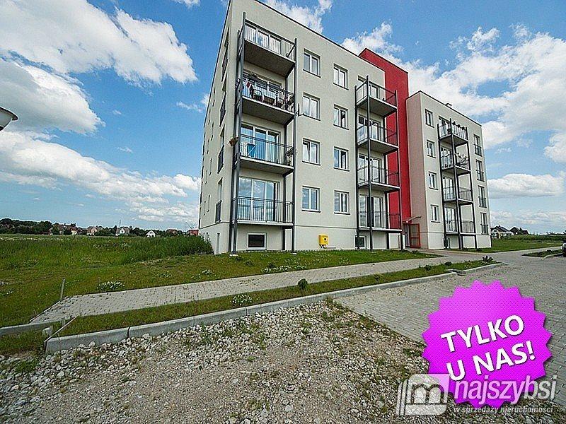 Mieszkanie dwupokojowe na sprzedaż Gościno, Centrum  42m2 Foto 4