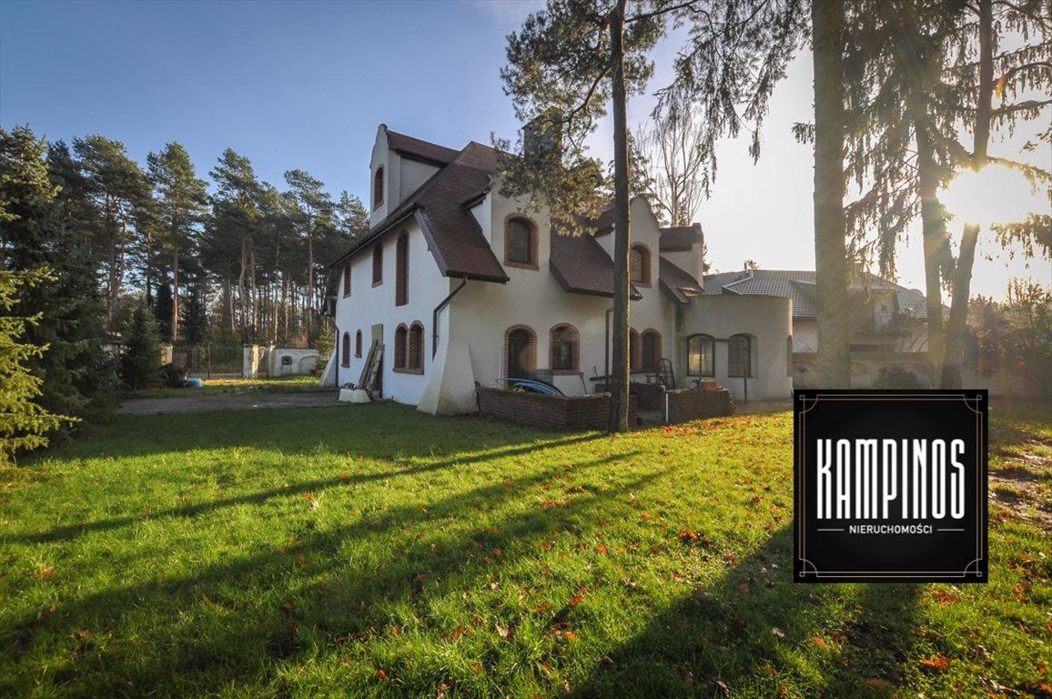 Dom na sprzedaż Hornówek, Izabelin, oferta 2924  420m2 Foto 2