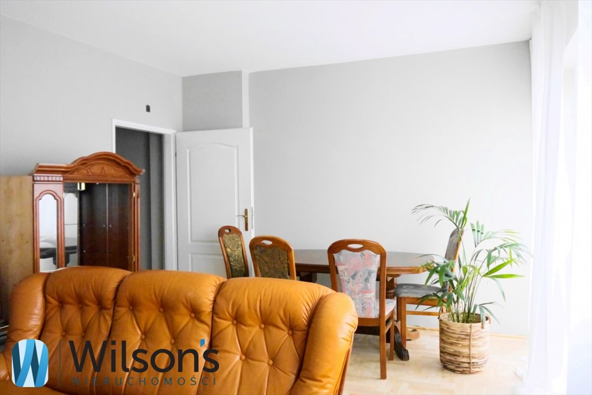 Mieszkanie dwupokojowe na sprzedaż Warszawa, Mokotów Sadyba, Bolesława Limanowskiego  53m2 Foto 2