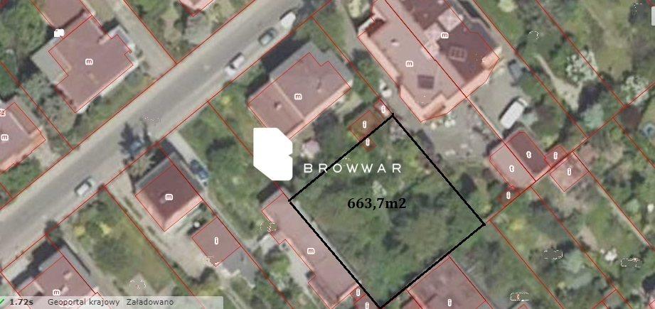 Działka budowlana na sprzedaż Poznań, Kościańska  664m2 Foto 2