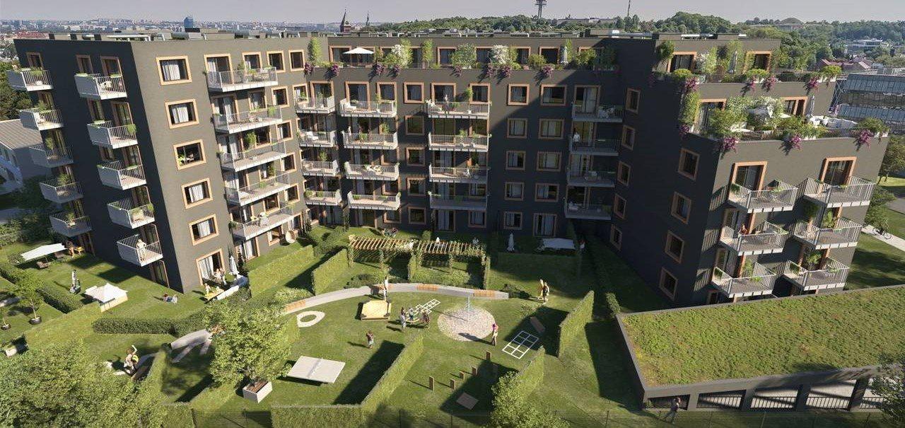 Mieszkanie dwupokojowe na sprzedaż Kraków, Podgórze, Mateczny, Rydlówka  37m2 Foto 1