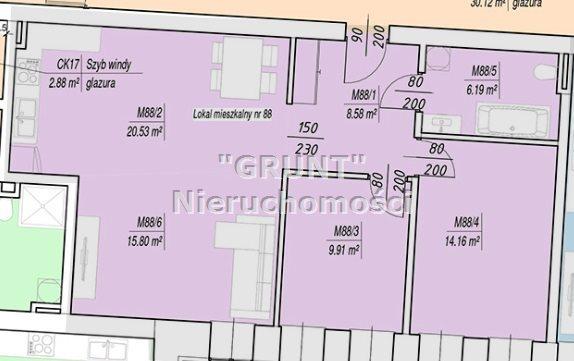 Mieszkanie trzypokojowe na sprzedaż Piła  74m2 Foto 8