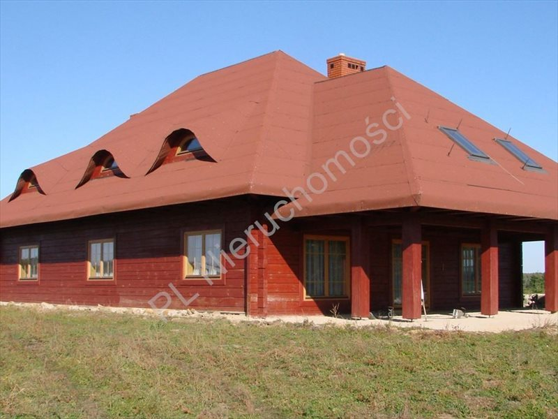 Dom na sprzedaż Grzegorzewice  524m2 Foto 1