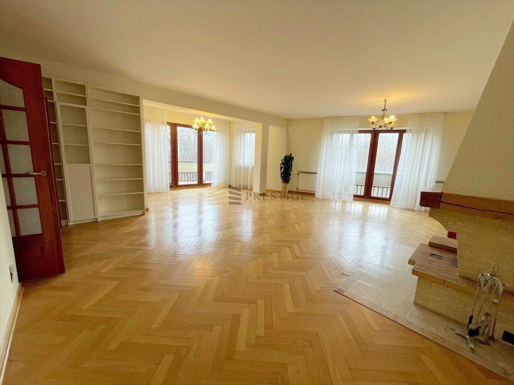 Mieszkanie trzypokojowe na wynajem Warszawa, Mokotów, Podchorążych  164m2 Foto 3