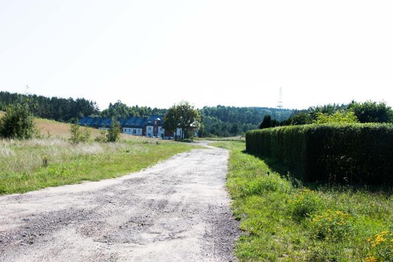 Działka budowlana na sprzedaż Gdynia, Dąbrowa, Łanowa  1365m2 Foto 4