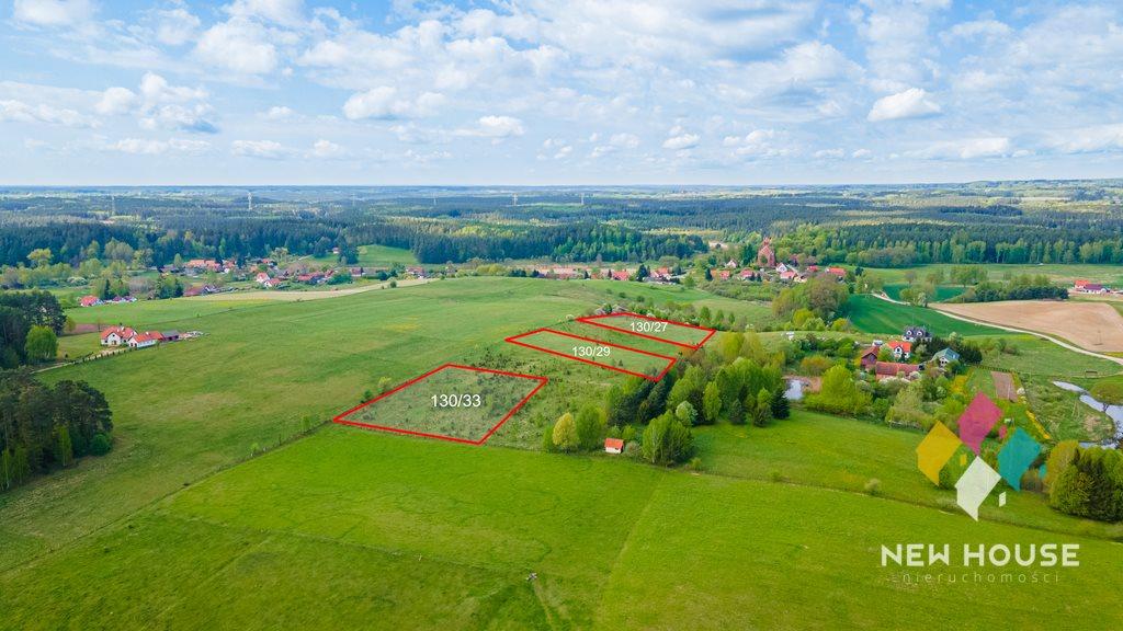 Działka rolna na sprzedaż Brąswałd  3540m2 Foto 2