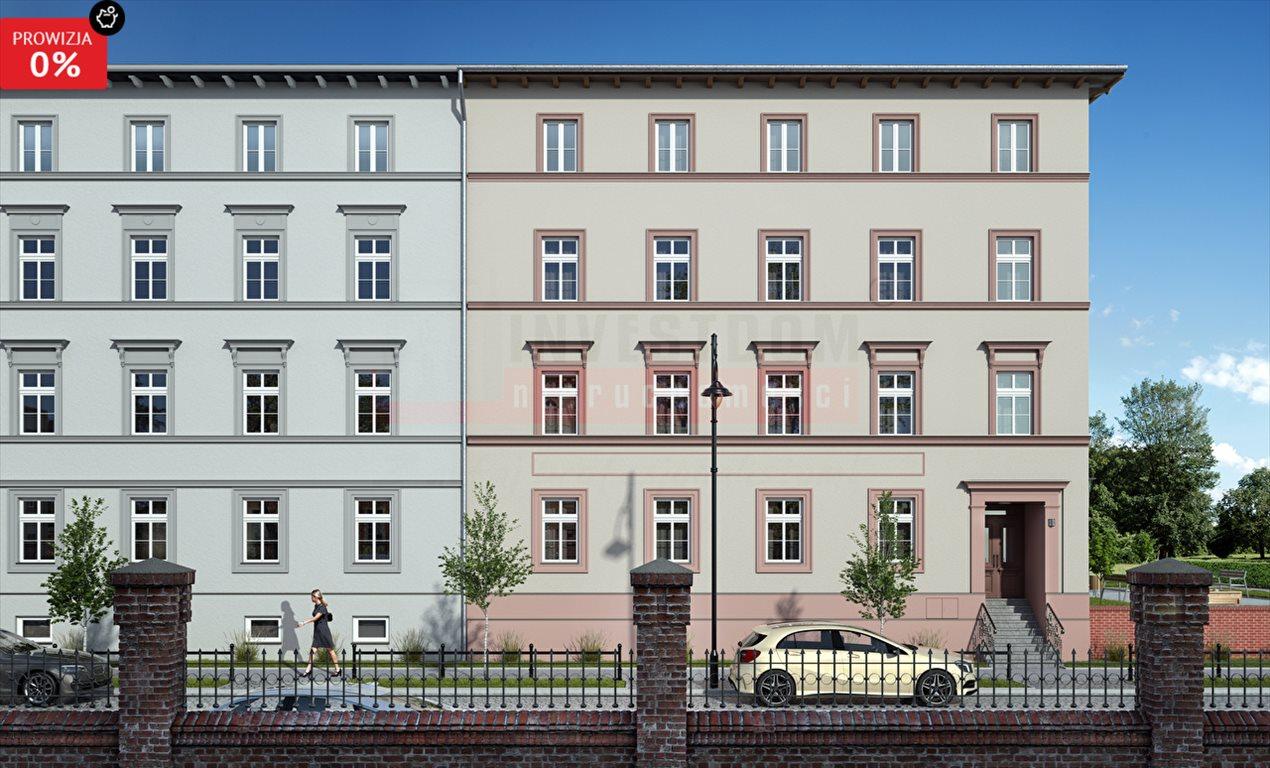 Mieszkanie dwupokojowe na sprzedaż Brzeg  40m2 Foto 2