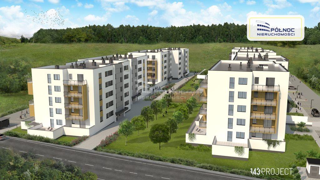 Mieszkanie trzypokojowe na sprzedaż Bolesławiec, Staroszkolna  59m2 Foto 1