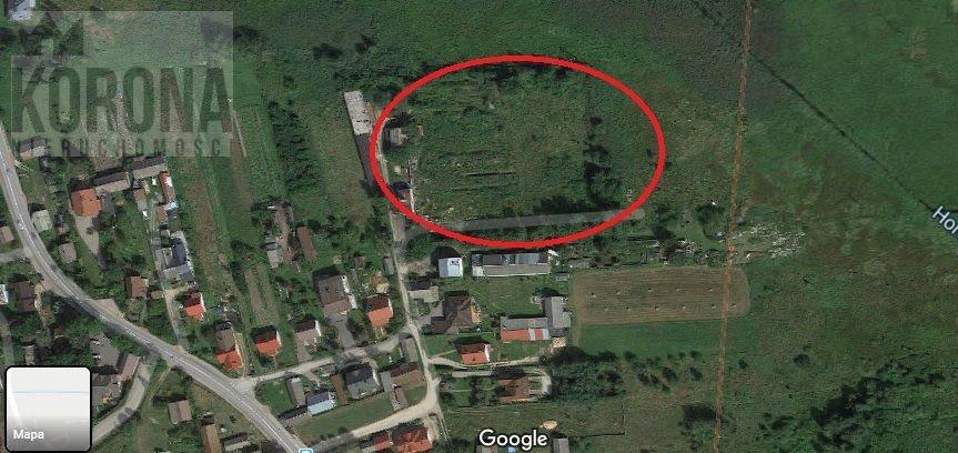 Działka budowlana na sprzedaż Hryniewicze  10000m2 Foto 1