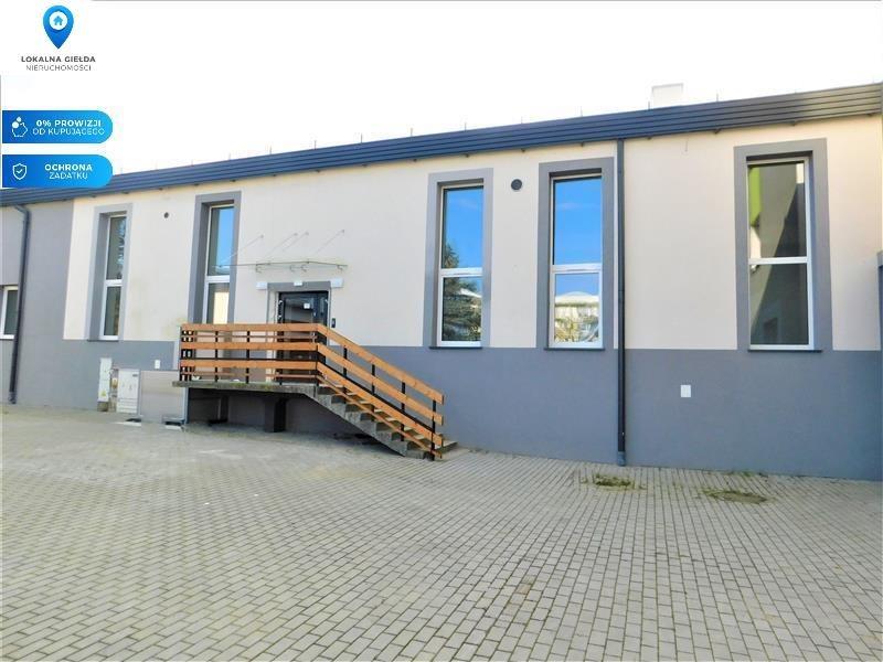 Lokal użytkowy na sprzedaż Wejherowo, Centrum handlowe, Kościół, Plac zabaw, Przedszkole, Rybacka  50m2 Foto 1