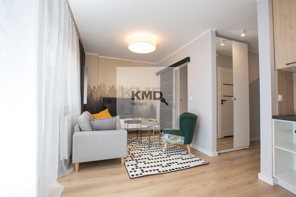 Mieszkanie dwupokojowe na wynajem Lublin, Skierki  27m2 Foto 1