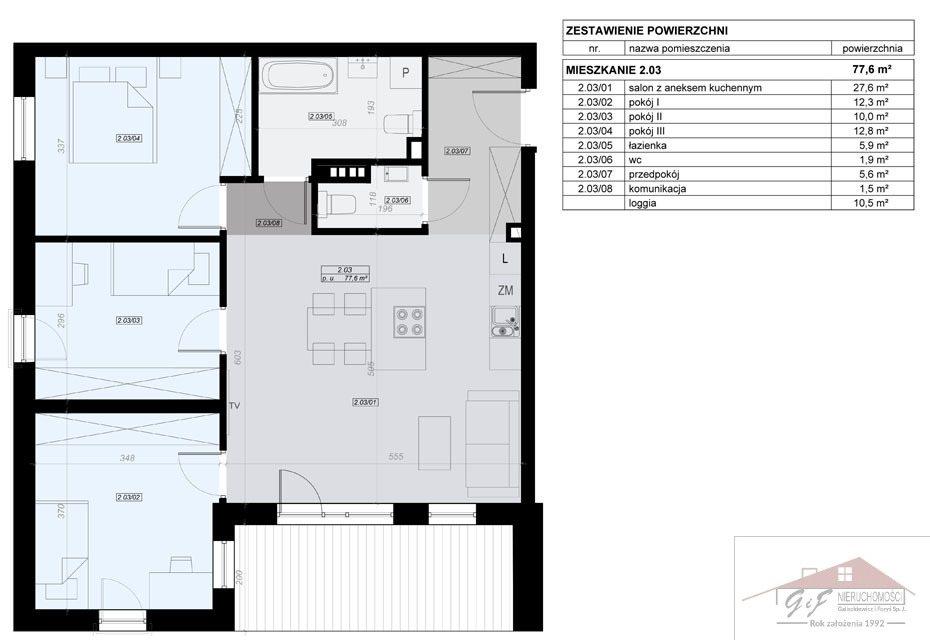 Mieszkanie czteropokojowe  na sprzedaż Przemyśl, Tatarska  78m2 Foto 3