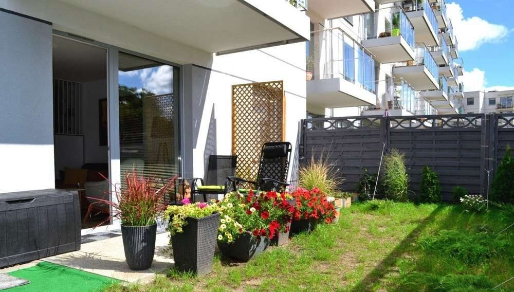 Mieszkanie dwupokojowe na sprzedaż Gdańsk, Zakoniczyn, gdańsk  43m2 Foto 9