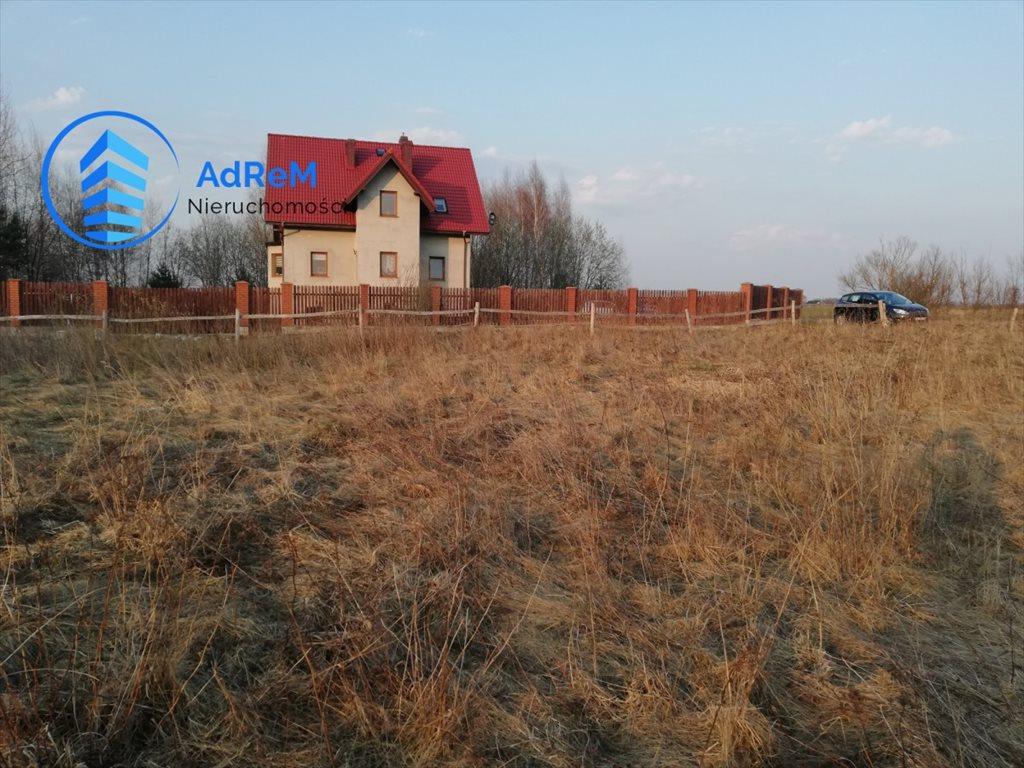 Działka budowlana na sprzedaż Mrozy Wielkie  1063m2 Foto 1