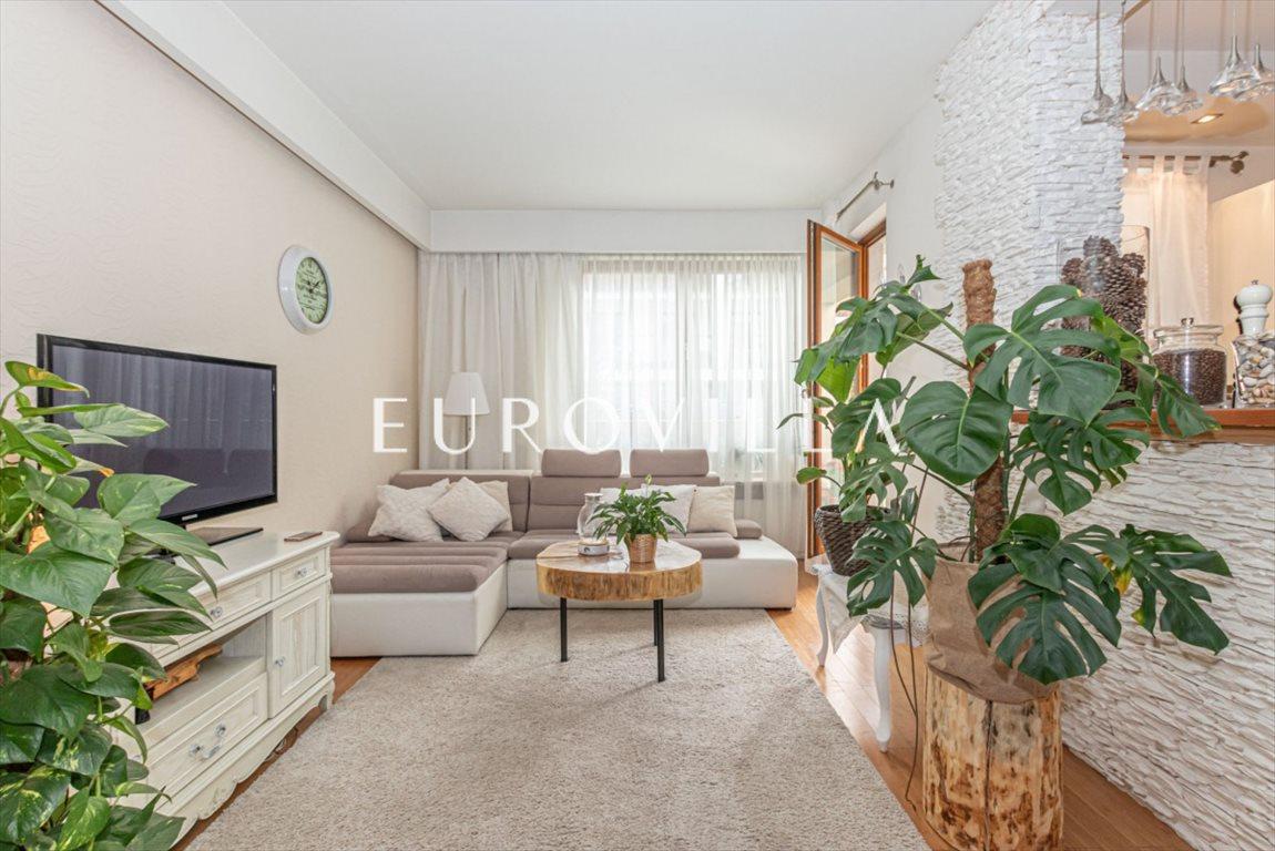 Mieszkanie dwupokojowe na sprzedaż Warszawa, Wilanów, Prymasa Augusta Hlonda  62m2 Foto 1