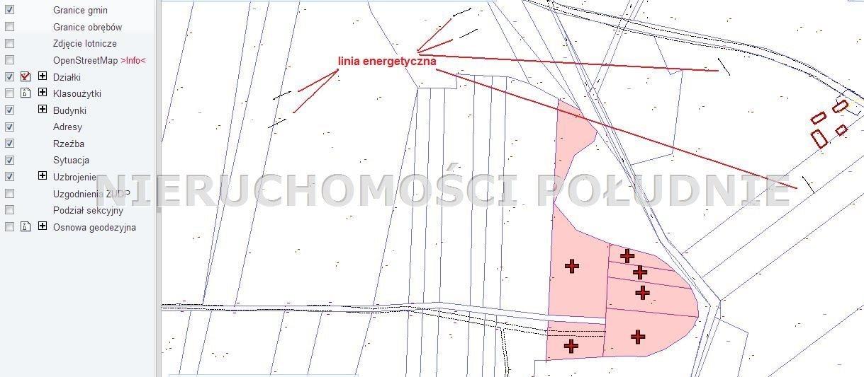Działka budowlana na sprzedaż Lisów  75554m2 Foto 2