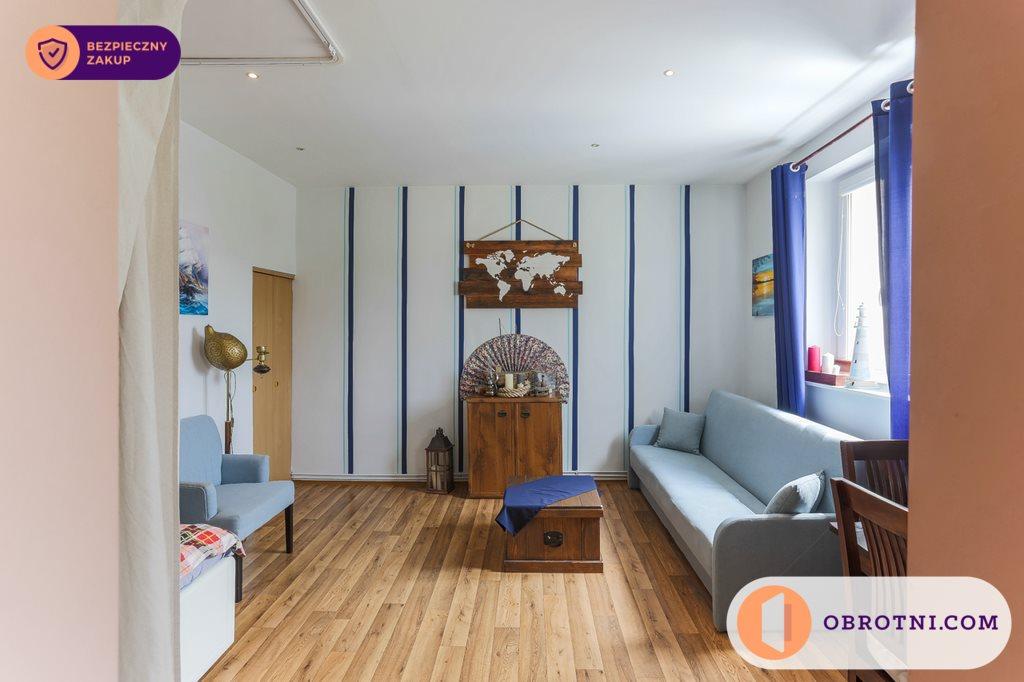 Mieszkanie dwupokojowe na sprzedaż Gdynia, Grabówek, Morska  47m2 Foto 5