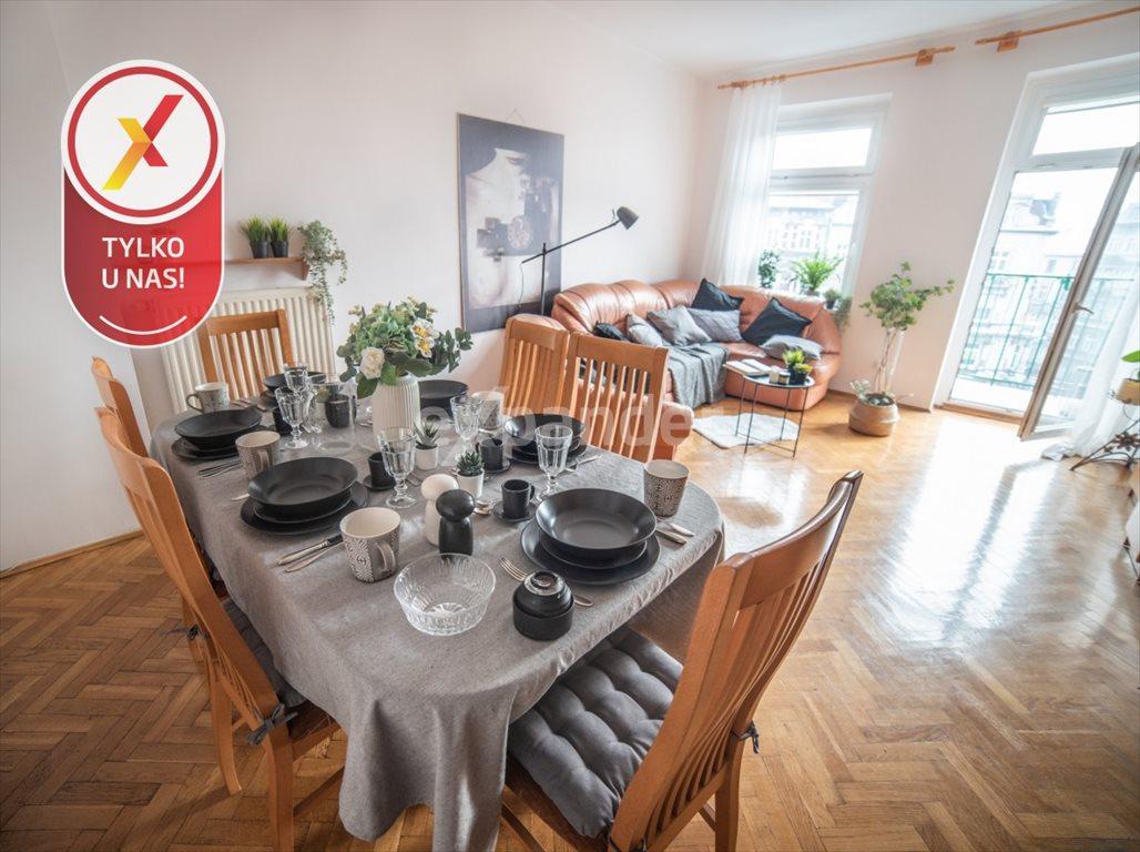 Mieszkanie czteropokojowe  na sprzedaż Wrocław, Jedności Narodowej  98m2 Foto 4