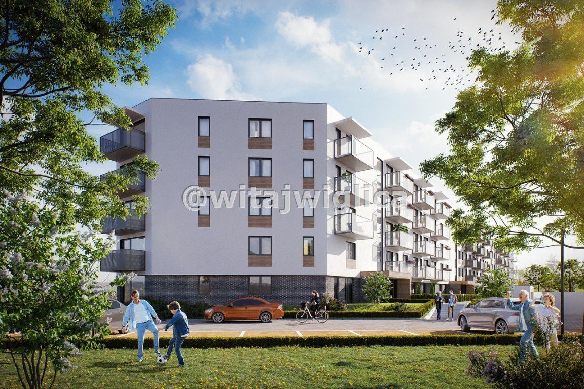 Mieszkanie dwupokojowe na sprzedaż Wrocław, Krzyki, Klecina, Jutrzenki  45m2 Foto 4