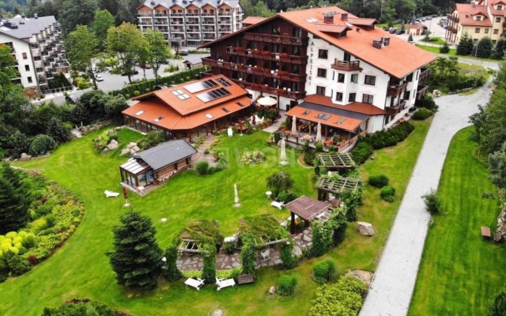 Lokal użytkowy na sprzedaż Karpacz, Ogrodnicza  2580m2 Foto 1